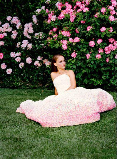 Natalie Portman - Miss Dior Back 3