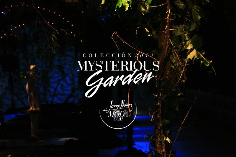 Mysterious Garden 4
