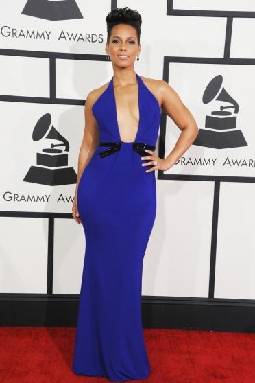 Alicia Keys by Armani Prive