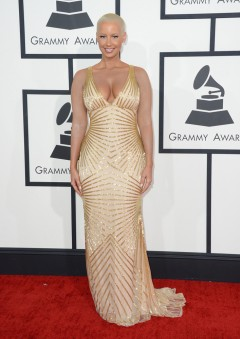 Amber Rose by Naeem Khan