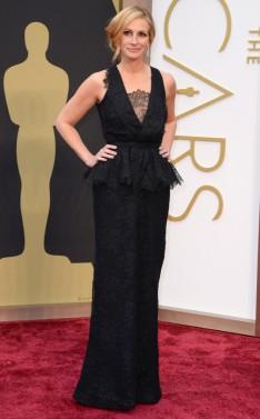 Julia Roberts by Givenchy Haute Couture Parecía mucho más grande!