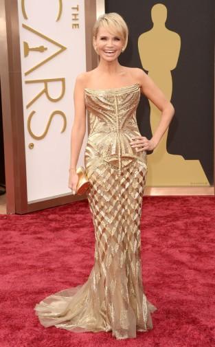 """Kristin Chenoweth. Muy """"Oscar"""""""
