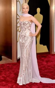 Lady Gaga. No esperaban un poco más de ella?
