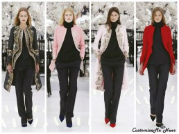 Dior Fall Winter 2014-2015 collection