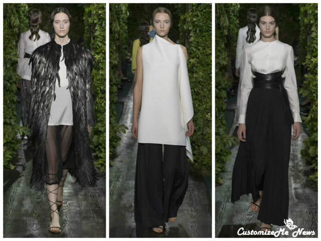 Paris Fashion Week – Valentino fall winter 2014-15 collection