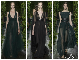 Paris Fashion Week – Valentino fall winter 2014-15 collection