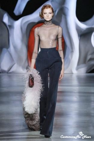Ulyana Sergeenko Paris Haute Couture Fall~Winter 2014