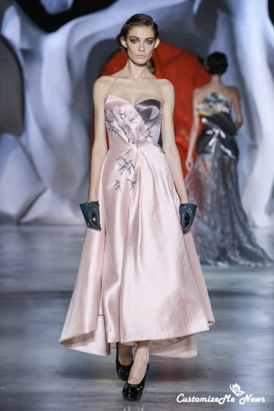 Ulyana Sergeenko Paris Haute Couture Fall~Winter 2014