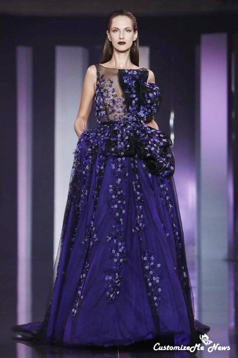 Ralph & Russo Paris Haute Couture Fall Winter 2014 Collection