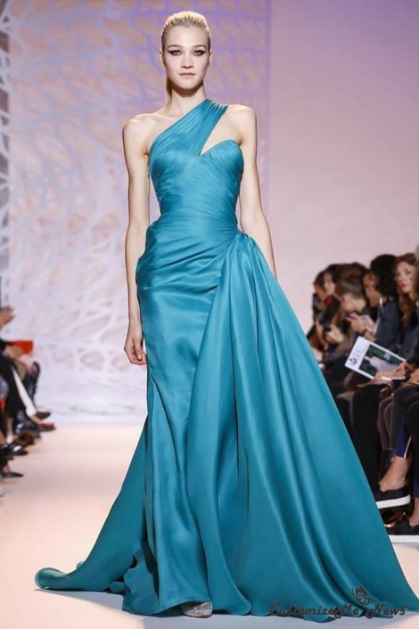 Zuhair Murad Paris Haute Couture Fall Winter 2014 Collection