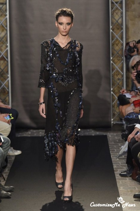 Fred Sathal Paris Haute Couture Week Fall~Winter 2014