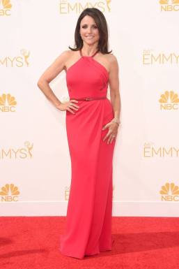 Emmy Awards - Julia Louis Dreyfus by Carolina Herrera