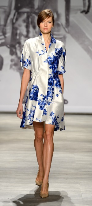 Lela Rose - MB New York Fashion Week