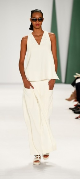 Carolina Herrera - MB Fashion Week - NY