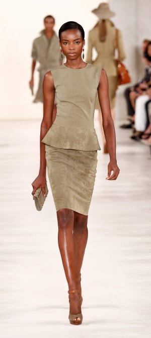 Ralph Lauren ~ MB New York Fashion Week