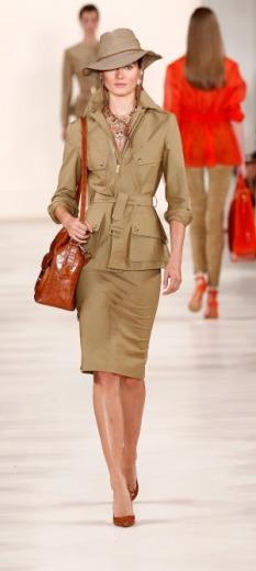 Ralph Lauren ~ MB New York Fashion Week