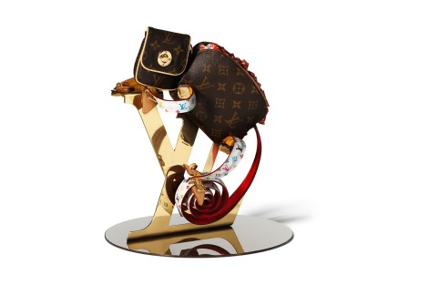 Louis Vuitton 'Travelling Curiosities'