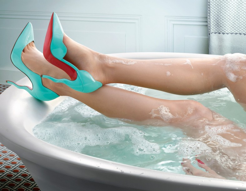 Water in love - Christian Louboutin
