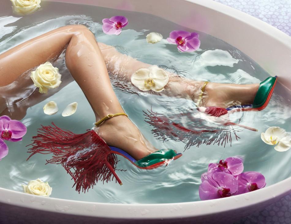 Water in love - Christian Louboutin