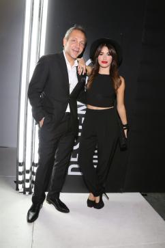 DLBA - Fashion Celebrities - Guillermo Azar y Lali Spósito