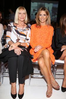 DLBA - Fashion Celebrities - Teresa Frías y Rosella Della Giovampaola.