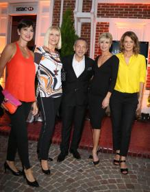 DLBA - Fashion Celebrities - Teresa Garbesi, Teresa Frías, Guillermo Azar, Karina Rabolini, Nequi Galloti