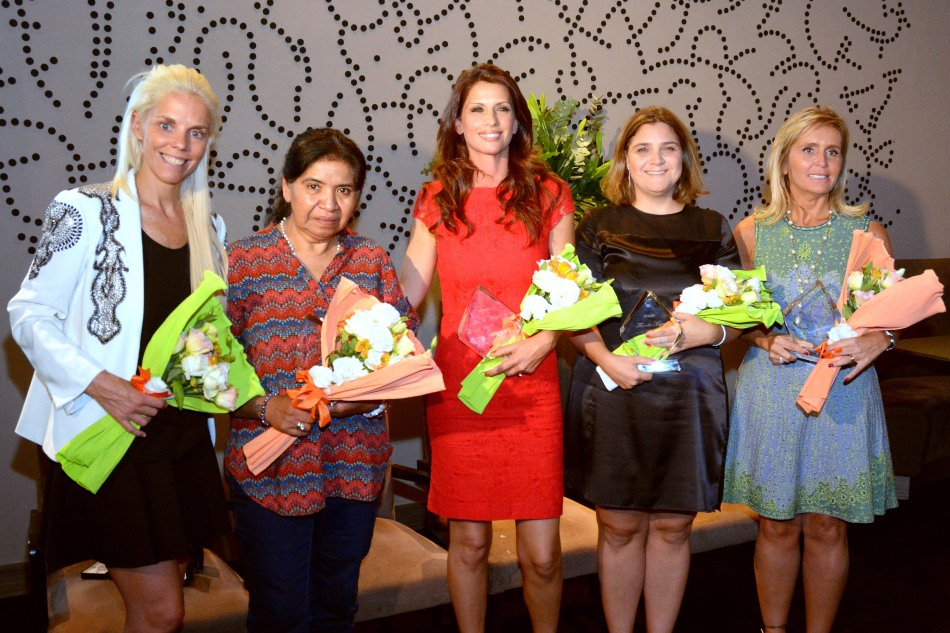 Premio Flor de Mujer 2016